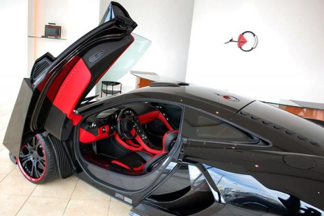 A la venta: McLaren 12C Terso 3