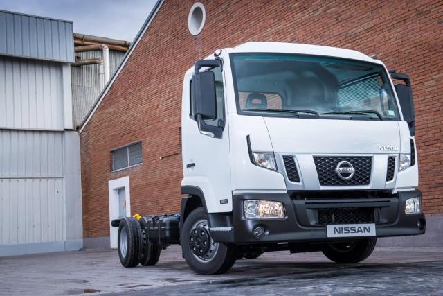 Arranca la producción del Nissan NT500 en Ávila 2