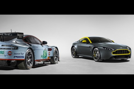 Aston Martin irá con dos ediciones limitadas a Ginebra