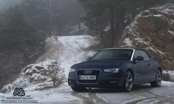 Prueba: Audi A5 Cabrio 3.0 TDI Multitronic (diseño, habitáculo, mecánica)