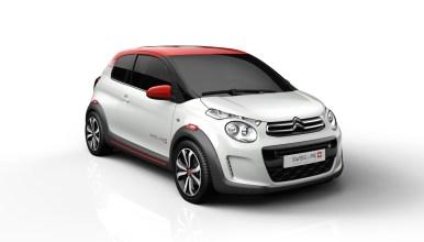 """Citroën C1 """"Swiss & Me"""": Buscando la atención en Ginebra"""