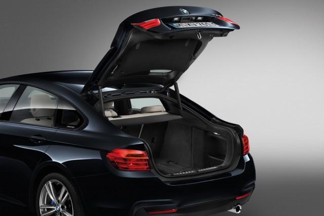 Desvelado el nuevo BMW Serie 4 Gran Coupé 1