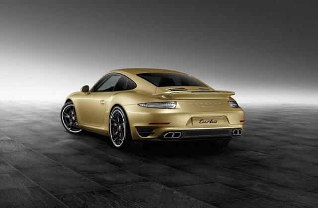 El departamento de personalización de Porsche nos muestra el 911 Turbo Lime Gold
