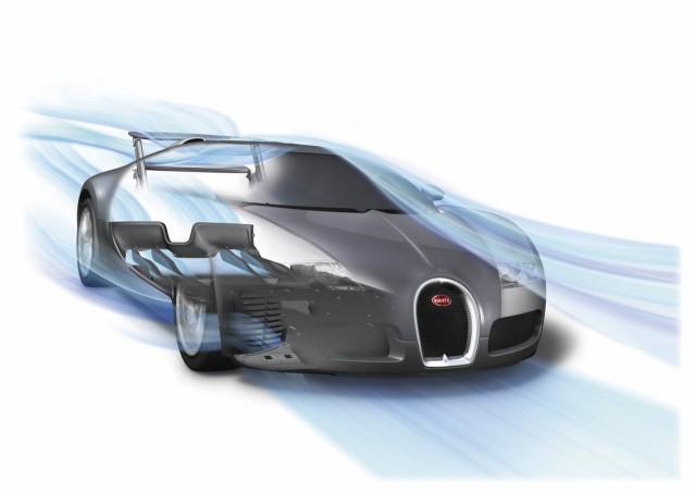 El nuevo Bugatti Veyron será más potente que el actual 2