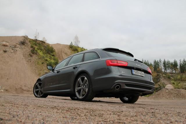 ¿Interesado en un nuevo A6? Audi lanza una oferta que seguro te gustará 3