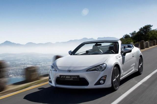 Las ventas del Toyota GT86 no acaban de despegar 1