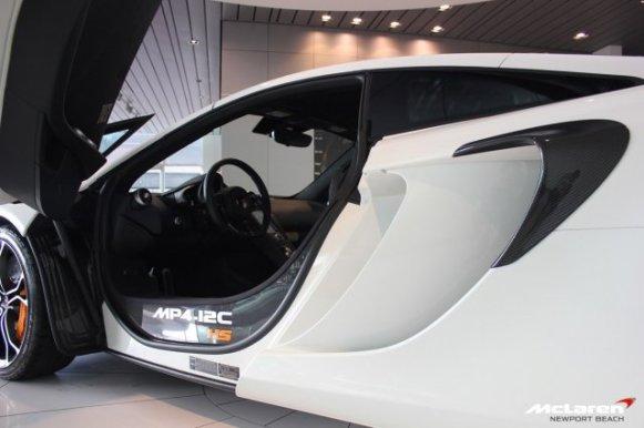 McLaren 12C High Sport Edition a la venta