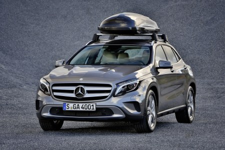 Mercedes nos muestra el catálogo de accesorios originales para el GLA