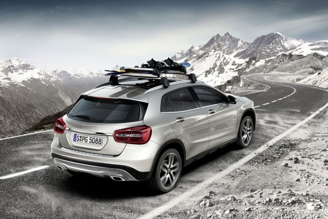 Mercedes-Benz Accessories, Collection GLA-Klasse