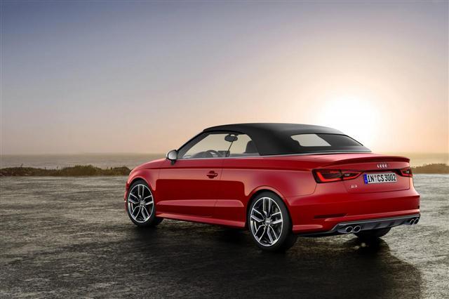 Oficial: Audi S3 Cabrio 4