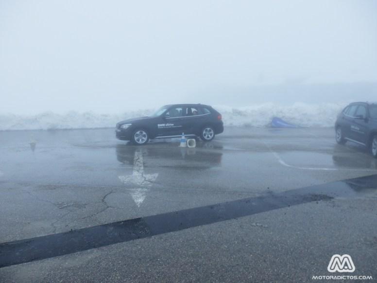 Michelin Alpin frente a sus homólogos de verano: A prueba