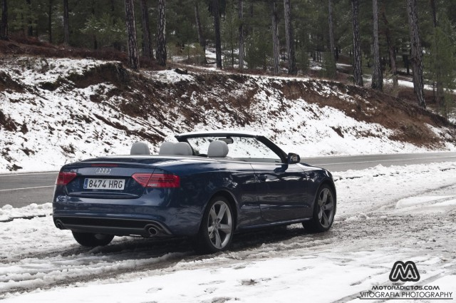 Más de cerca: próximo Audi A5