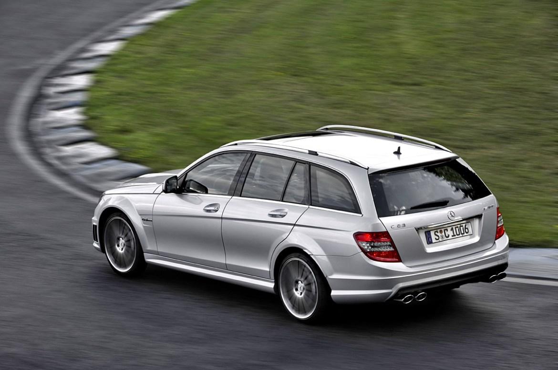 ¿Qué esperamos del próximo Mercedes Clase C Estate? 1