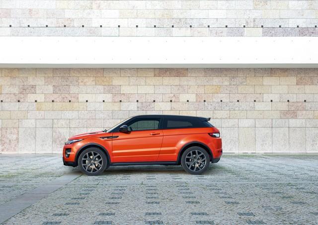 Range Rover llevará a Ginebra un Evoque de 285 caballos 3