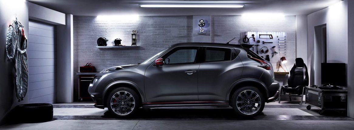 Ginebra 2014: Nissan Juke Nismo RS