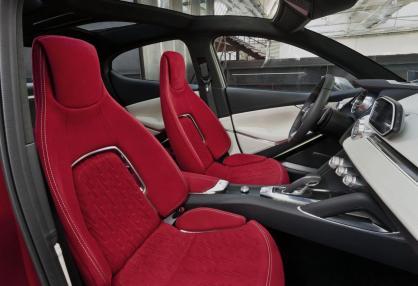 Ginebra 2014: desvelado el Mazda Hazumi Concept