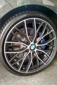 El BMW M135i M Performance Edition Abu Dhabi-Style es una realidad