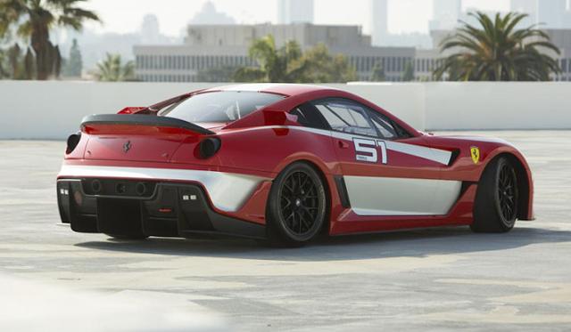 A la venta un Ferrari 599XX 2
