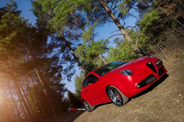 Alfa Romeo MiTo por Vilner 1