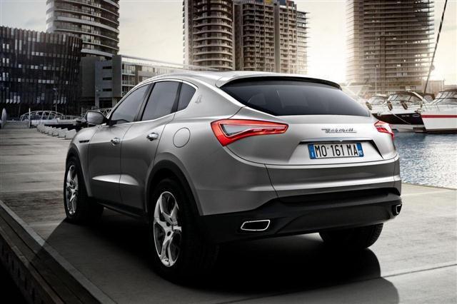 El Maserati Levante llegará en 2015 1