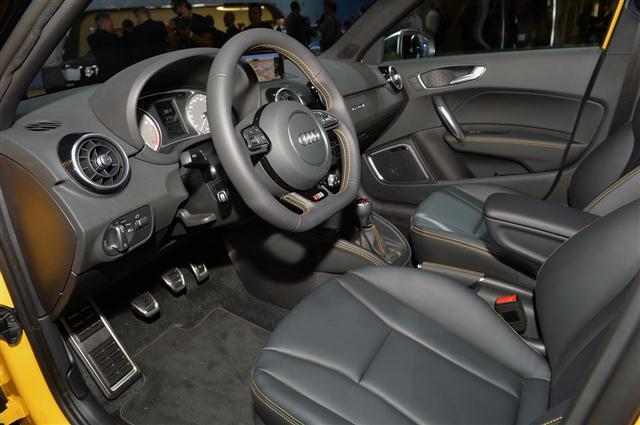Ginebra 2014: Audi S1 1