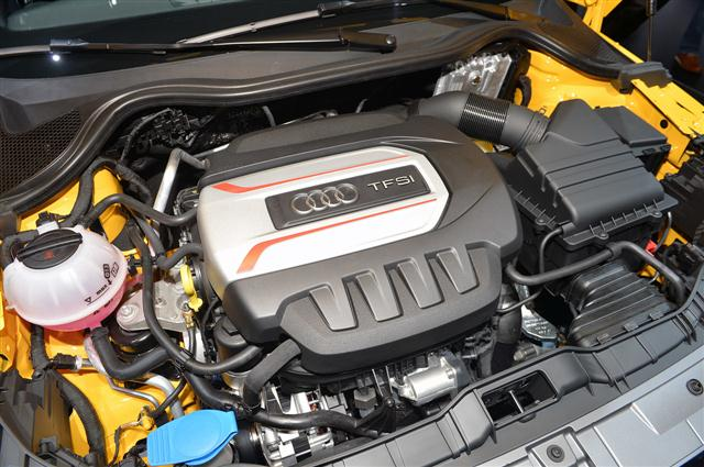 Ginebra 2014: Audi S1 4