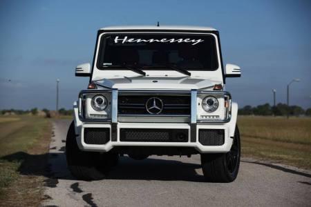 Mercedes G63 AMG HPE700 por Hennessey Performance