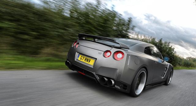 Litchfield LM900, un Nissan GT-R que seguro te gustará 3