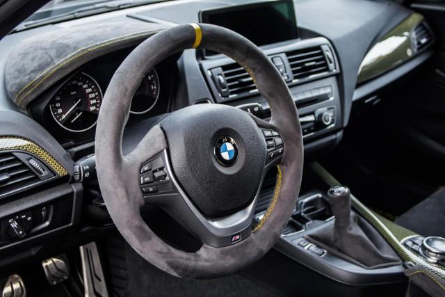Manhart nos habla de su BMW M135i de 400 caballos 1