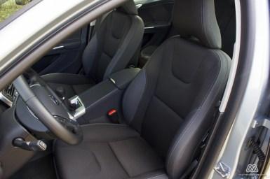Prueba: Volvo S60 D2 Momentum (equipamiento, comportamiento, conclusión)