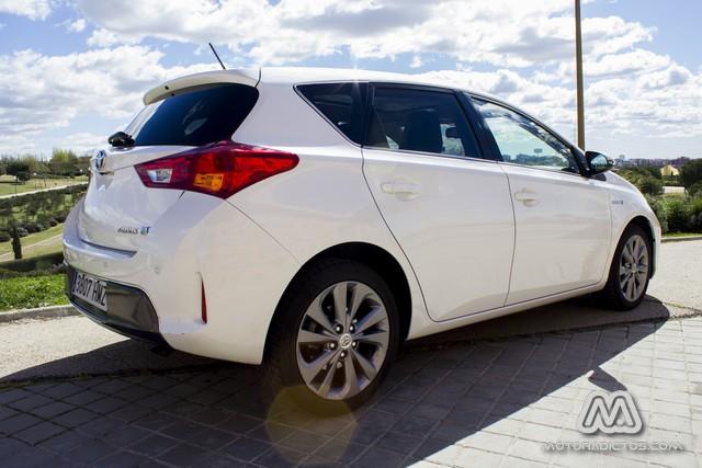 Prueba: Toyota Auris HSD híbrido (equipamiento, comportamiento, conclusión) 1