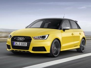 Audi S1, megagalería de imágenes