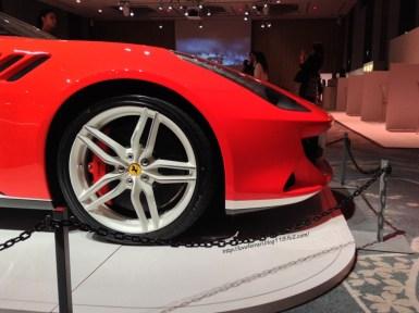 Filtradas las primeras imágenes del Ferrari SP FFX