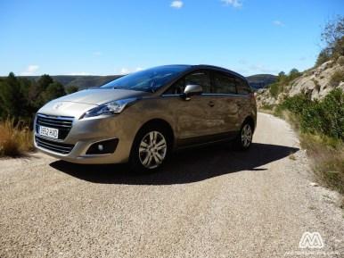 Prueba: Peugeot 5008 Allure 1.6 HDI 115 CV (equipamiento, comportamiento, conclusión)