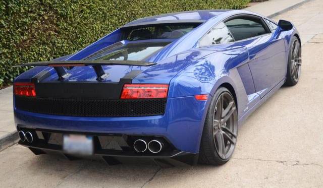 A la venta un Lamborghini Gallardo Renazzo 3