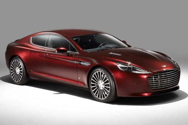 Aston Martin nos muestra de qué es capaz su departamento de personalización de vehículos 2