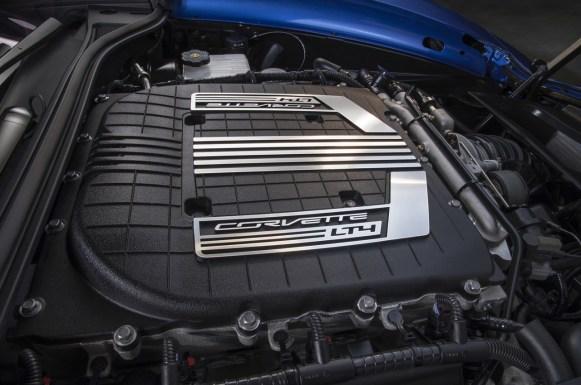 Chevrolet presentará el Corvette Z06 Convertible en Nueva York