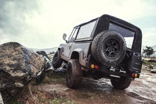 ¿El Land Rover Defender que siempre anhelaste? Icon te lo trae con un V8 LS3 de General Motors 2