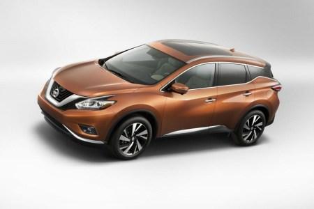 Nissan Murano 2015: Llega la tercera generación del SUV nipón