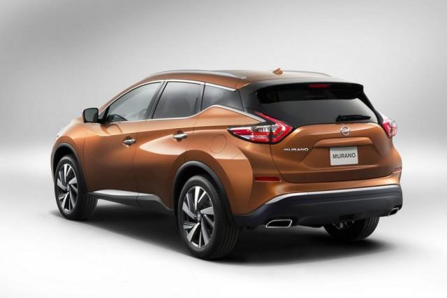 Nissan Murano 2015: Llega la tercera generación del SUV nipón 1