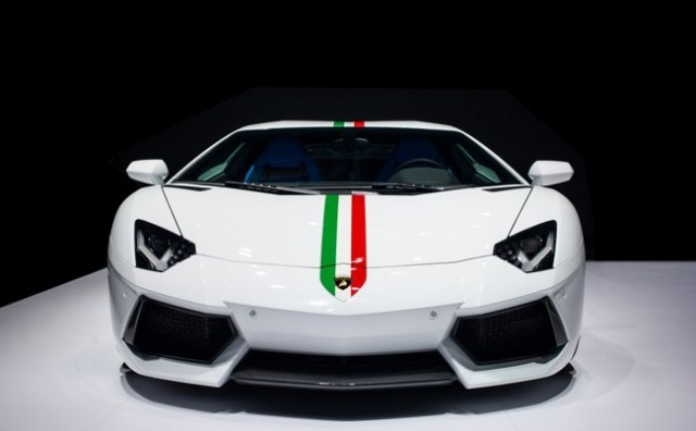 "Oficial: Lamborghini Aventador LP700-4 ""Nationale"""