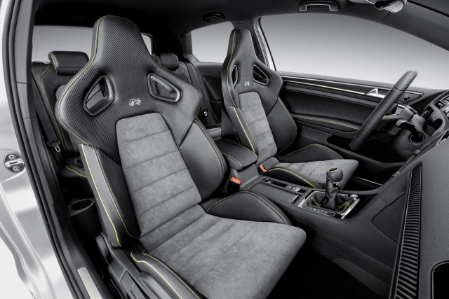 Oficial: Volkswagen Golf R400 Concept 3
