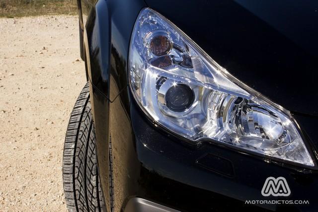 Prueba: Subaru Outback Diésel Lineartronic  (diseño, habitáculo, mecánica) 4