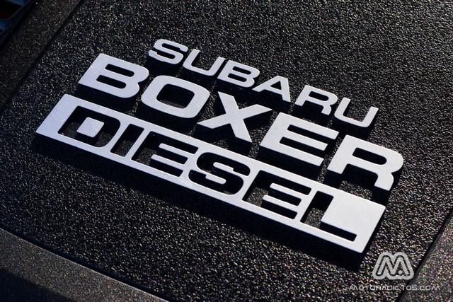 Prueba: Subaru Outback Diésel Lineartronic  (diseño, habitáculo, mecánica) 11
