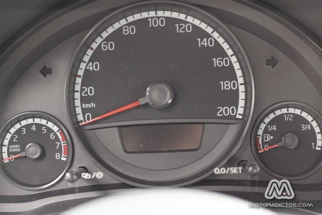 Prueba: Volkswagen Up! 1.0 60 CV (equipamiento, comportamiento, conclusión) 9
