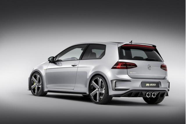 Volkswagen da la campanada, el Golf R400 llegará a producción
