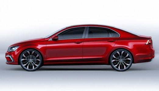 Volkswagen New Midsize Coupé Concept: La antesala del nuevo Jetta