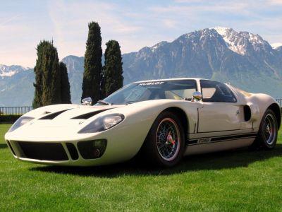A la venta un Ford GT40 MK1 en eBay