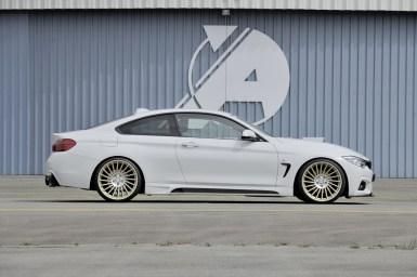 BMW Serie 4 Coupé por Rieger Tuning