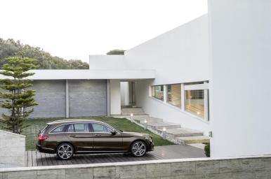Oficial: 2015 Mercedes Clase C Estate